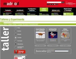 15 blogs con experimentos de Física y Química 7
