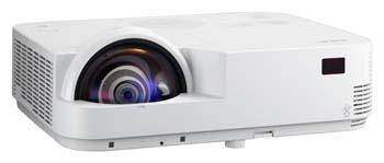 Tres nuevos proyectores interactivos de NEC