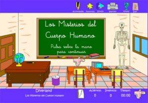 Cuerpo humano en Primaria: 25 recursos por descubrir 8
