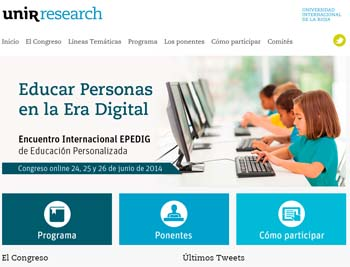 EPEDIG: un encuentro para debatir la educación personalizada