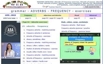 páginas para estudiar Inglés agenda web