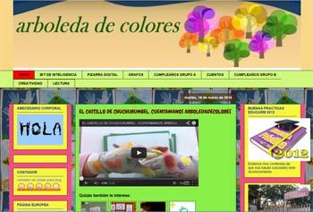 Blog Arboleda de colores