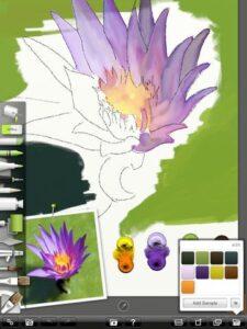 Las mejores apps para dibujar en la tableta 1
