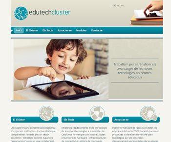 Edutech, clúster de empresas por la innovación educativa