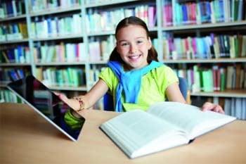 Contenidos educativos: ¿papel o Internet? 1