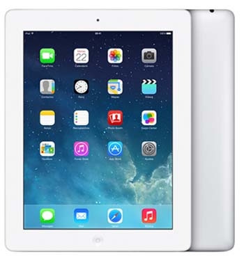 iPad de 9,7 pulgadas con pantalla Retina