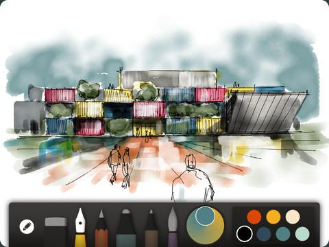 Paper, funcionamiento de esta app para dibujar