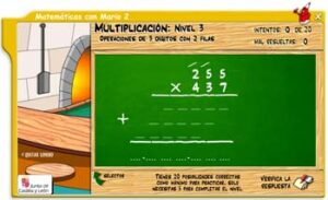 45 juegos interactivos para repasar las tablas de multiplicar 5