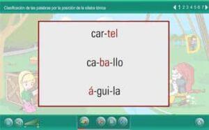 Recursos de ortografía para Primaria 4