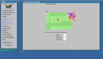 Recursos para repasar y estudiar la tabla peridica de los elementos 8elementos qumicos urtaz Image collections