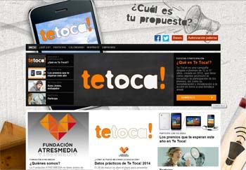 Fundación Atresmedia- Te Toca!