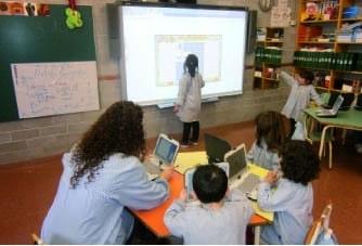 Implantación de las TAC en el Colegio Inmaculada Concepción-Horta
