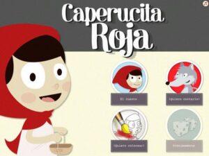 Apps de cuentos clásicos para el tablet (iPad y Android) 3