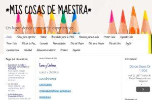 Blogs para Primaria de interés en el aula y en casa 10