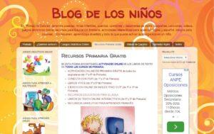Blogs para Primaria de interés en el aula y en casa 7