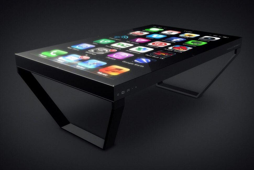 TableConnect: aplicaciones a lo grande