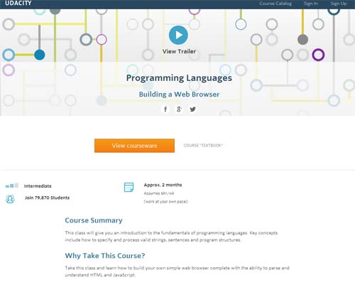 building a web browser