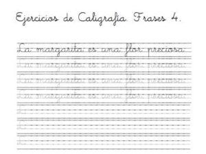 21 recursos para mejorar la caligrafía en Infantil y Primaria 3