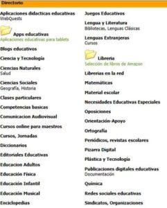 15 bibliotecas on line para docentes 3