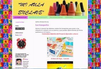 Blog Mi Aula Enclave