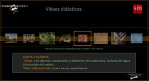 Vídeos didácticos para Conocimiento del medio