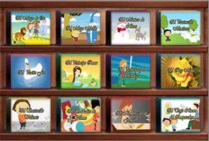 Apps de cuentos clásicos para el tablet (iPad y Android) 2