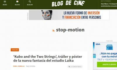stop motion blog de cine