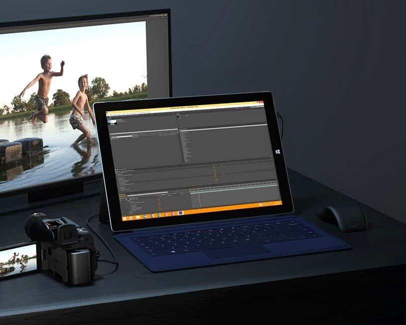 Surface Pro 3, una tableta para sustituir al portátil 1