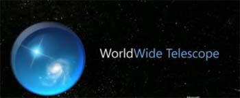 Recurso WorldWide Telescope