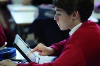 iPad colegio Mirasur
