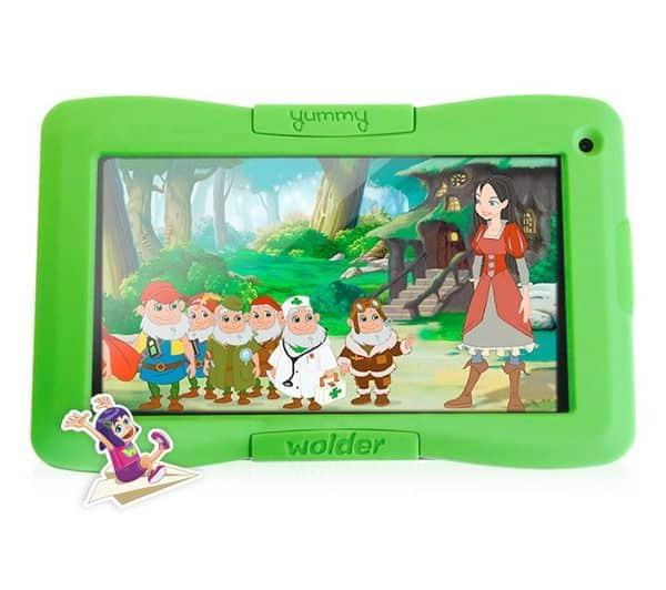 Las mejores tabletas para niños 2