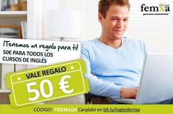Nuevos cursos on line de Inglés del grupo Femxa
