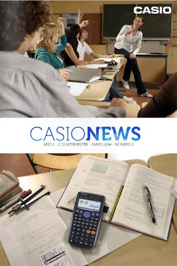 Revista Casio News