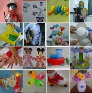 35 manualidades para Infantil y Primaria, en el aula o en casa 2