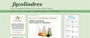 Blogs para la asignatura de Física y Química 7