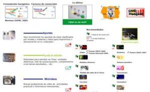 Blogs para la asignatura de Física y Química 8