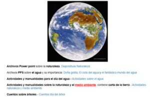 5 recursos para celebrar el Día Mundial del Medio Ambiente 3