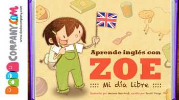 Aprendes inglés con Zoe