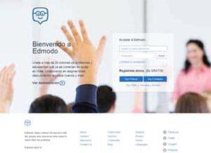 Edmodo Comunidades on line para el ámbito educativo