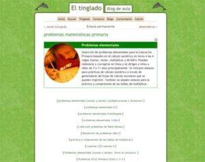 10 recursos para trabajar problemas de Matemáticas en Primaria 4