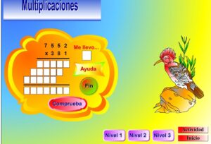 45 juegos interactivos para repasar las tablas de multiplicar 10