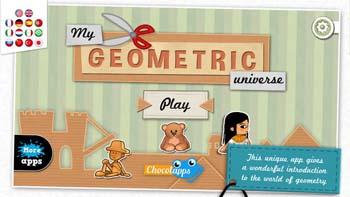 My universe geometric: recursos de geometría
