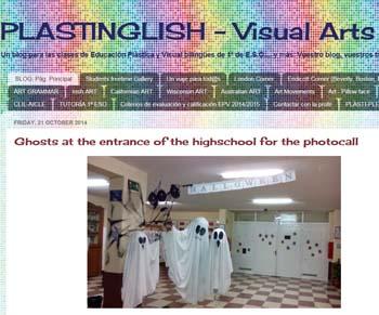 Educación Plástica Blog Plastinglish- Visual Arts