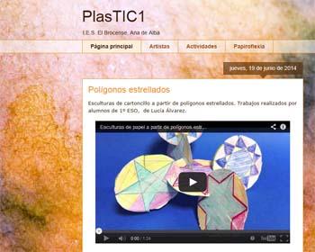 Educación Plástica PlasTIC1