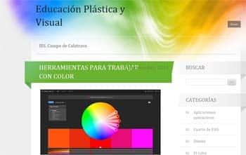 Educación Plástica y Visual (IES Campo de Calatrava)
