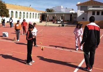 Viajando con el circo: un proyecto colaborativo en Educación Física 2