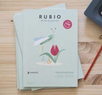 cuadernos rubio - recursos educativos