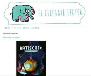 Blog El elefante lector