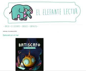 El elefante lector Literatura Infantil