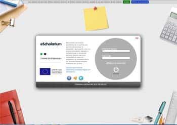 Escholarium, espacio on line de la educación en Extremadura